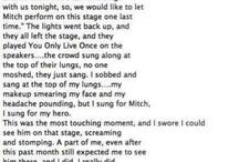 R.I.P Mitch.. ❤❤