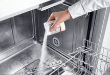 poudre lave vaisselle maison