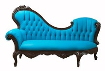 CHASE-CHAISES LOUNGERS-SETTEE'S-DAY BEDS-ECT...