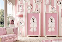 My Pink Room / by Leslie M