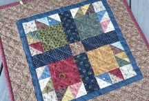 Baby quilts (small)