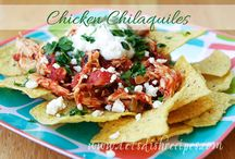 Nachos! It's not all about the chips! / by Julie Svoboda
