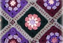 Crochet Joining of Squares