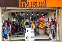 Inusual Pelayo / Nuestra tienda en CALLE PELAYO 5 Metro L1 y L2 - Universitat(Barcelona) Bienvenidos Nuestros personal shoppers siempre están encantados a ayudarte! www.inusualshop.es