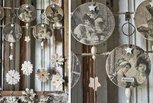 vintage ornamente