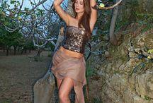 "L a_ V i e_ "" e n _R o u g e"" / photographer Antonella Costanza ""Art"" make up Francesca Campobasso Make Up Artist model: Ylenia Isabelle Cimma"