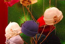 I nostri modelli / I cappelli di Rinaldelli Modisteria dal 1930