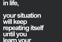 Quotes / Life