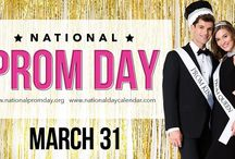 NATIONAL PROM DAY Galore