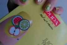 Idee e le mie nail art / Idee e ispirazioni da ricreare su unghie corte, medie o non troppo lunghe  Ed alcune nail art che ho provato a creare