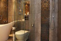 Baños / Diseño, estilos, decoración de baños
