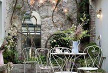Small Garden ~   Μικρό.ς.  Κήπος