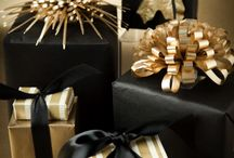 All Wrapped Up / and somewhere to go.... Lovely gift wrap ideas, projects and goodies
