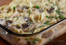 Recipes - casseroles / by Katherine Langdon