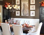 Kitchen Table Inspiration