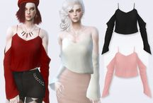Clothing the Sims 4