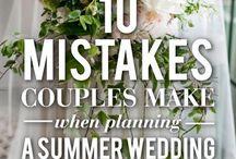 Summer weddings / Summer...