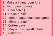 Ideas Summer Date