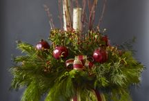 Christmas centrepieces & accents / Easy effective holiday decor