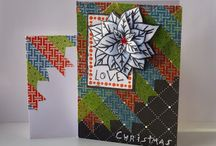 Christmas & Winter card / by Valerie Desseaux Andrieux