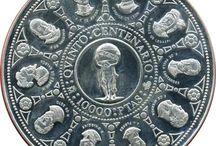 Monedas Conmemorativas Proof
