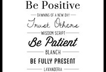 Fonts & Type / by Beth Erdelac