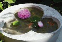 voda na zahrade