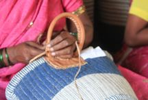 coarse weaves / handmade jute bags and other accessories from karnataka