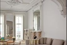 City House / City life and home decor ideas for living in the city