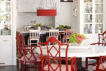 kitchens / by Patricia Justice