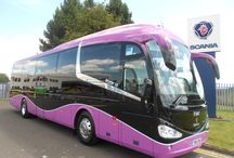 Bertha / Our beautiful training bus!