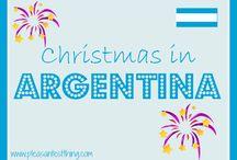 HS - Christmas Around World
