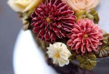 flores e buttercream