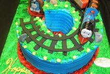 Thomas cakes