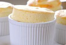 Soufle yoghurt