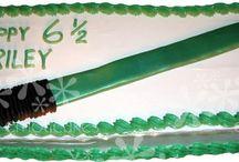 Sword Cakes