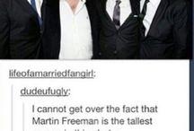 Martin Freeman / cuuuuuute