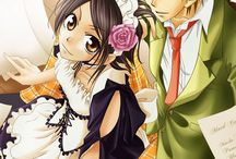 Romance anime / Includes genres like drama,school life,slice of life from  series I like