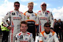 Team LNT Ginetta-Nissan
