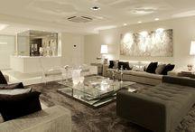 Consultoria da leitora: Salas de estar e jantar - posição dos móveis!