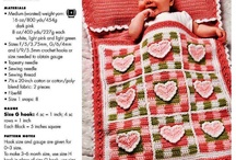 Crochet: Baby Girl Blankets / by Patti Stuart