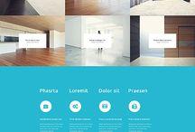 Wordpress corporate template