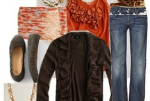 fall style / by Melissa Wiebe