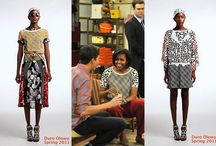 African Fashion on Celebrities / A compilation of celebrities wearing African inspired fashion