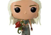 Games Of Thrones / Retrouvez toutes les figurines pop de la série Games Of Thrones