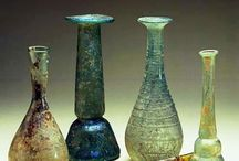 Arts & Crafts: Glass: Ancient Civilisations & Middle Ages