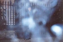 ghost photos for book trailer