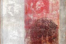 """Nunik / Ciudad de México, 1951  Grabadora y pintora, egresada de la Escuela de Pintura y Escultura """"La Esmeralda"""" y del Taller de Grabado del Molino de Sto. Domingo en la Ciudad de México. Ha participado en innumerables bienales de grabado y dibujo de gran categoría internacional. Ha realizado quince exposiciones individuales y un gran número de colectivas tanto en México como el extranjero."""