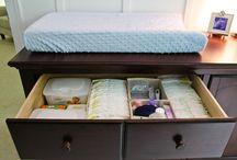 Nursery Ideas / by Stephanie Stotts