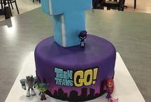 Teen Titans Party Inspo